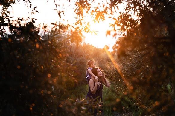 fotografo messina, fotografo tramonto, fotografo famiglia