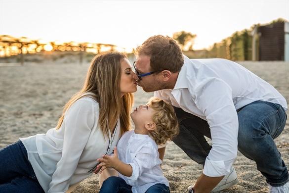 chiara oliva fotografo famiglia mare Messina