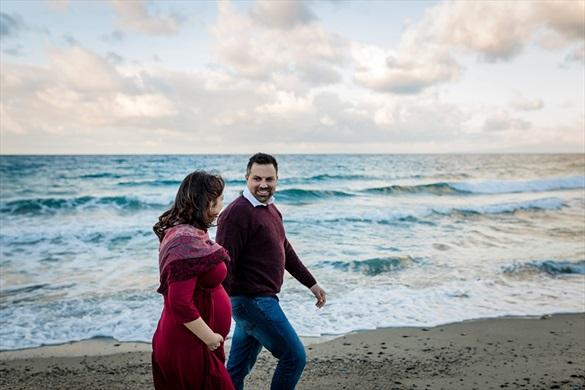 Fotografo gravidanza Messina