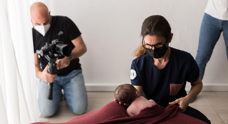 laetitia farellacci, studio aluffi, newborn academy